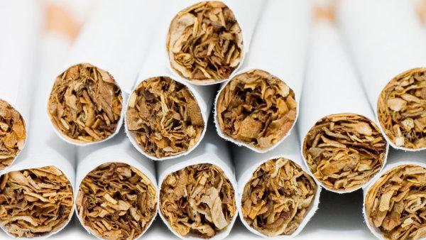 Novela zavede spotřební daň na surový tabák. Lidé, kteří s ním pracují, se budou muset registrovat - Ilustrační foto.