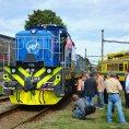 Lokomotivy �ady 774.7 jsou ur�eny pro provoz v teplot�ch a� do - 40 �C.