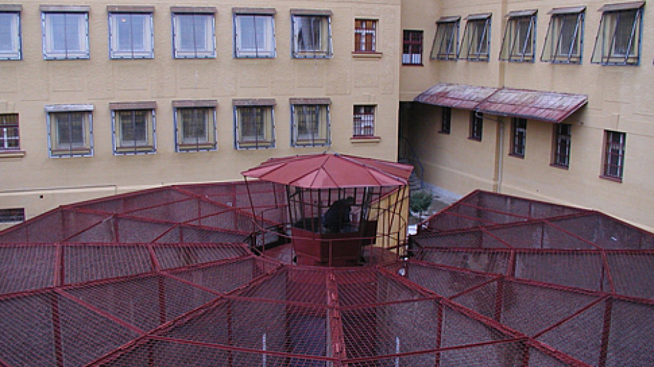 Vazební věznice v Litoměřicích