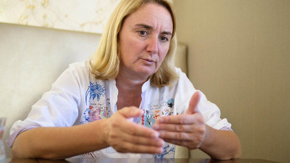 Hybášková prožila část dětství v Alžírsku, pracovala v české diplomacii ...