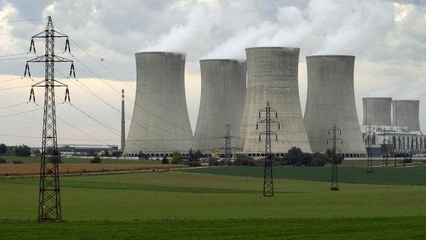 Energetický regulační úřad stanovil regulované ceny v elektroenergetice a plynárenství. Na obrázku Jaderná elektrárna Dukovany - Ilustrační foto.