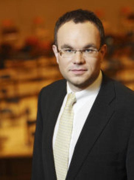 David Mareček je generálním ředitelem České filharmonie od února 2011.