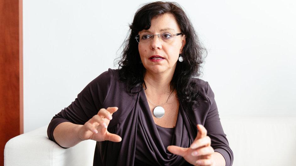 Michaela Marksová-Tominová, ministryně práce a sociálních věcí