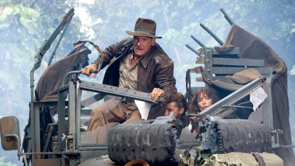 P�t� d�l p�ijde do kin jeden�ct let po filmu Indiana Jones a Kr�lovstv� k�i���lov� lebky.
