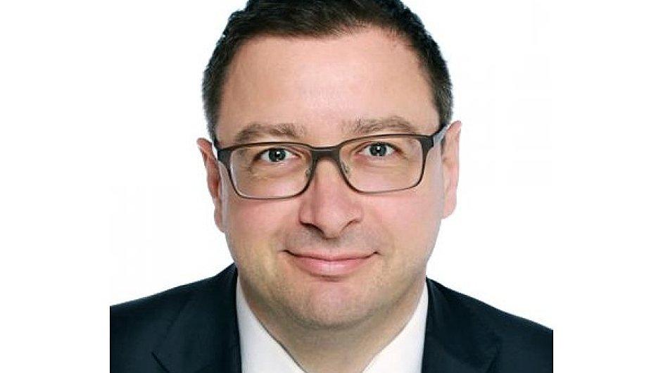 Thilo Hoffmann, partner advokátní kanceláře Taylor Wessing Praha