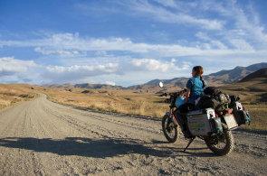 R�da rozhoduji o tom, kdy a kam pojedu, ��k� Dominika Gawliczkov�, kter� na motorce projela kus sv�ta