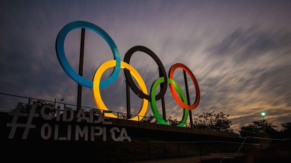 Rio 2016 - ilustrační obrázek
