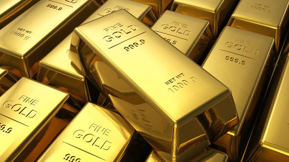 Cena zlata je nejvyšší za posledních 11 měsíců, důvodem je nejistota kolem Severní Koreji.