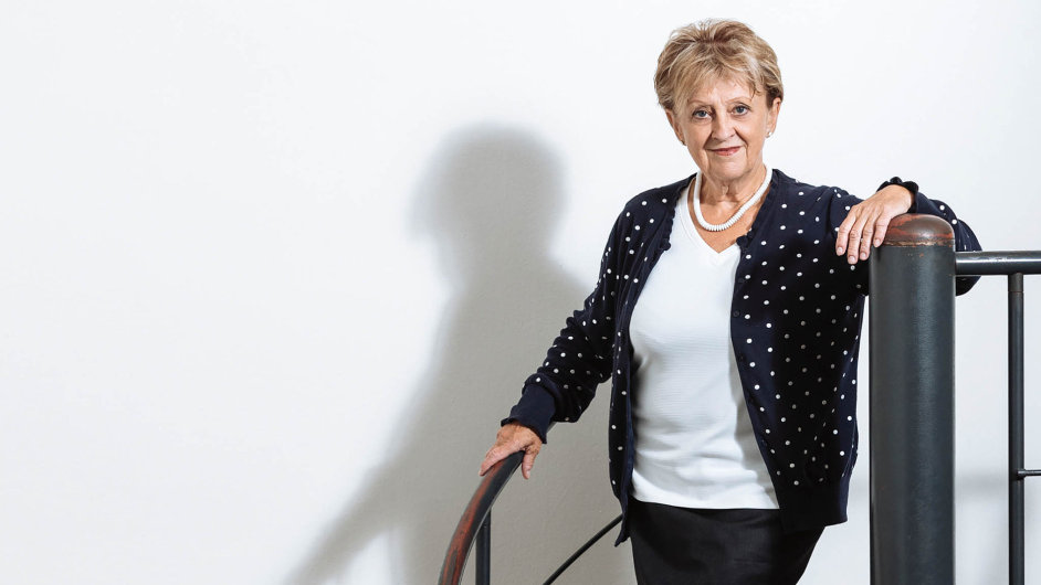 Jaroslava Valová, zakladatelka firmy Siko