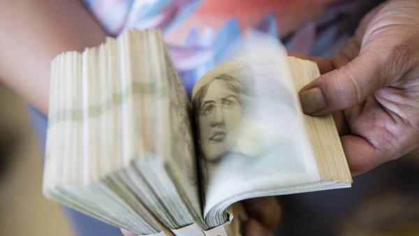 Schodek rozpočtu na příští rok je 60 miliard korun - Ilustrační foto.