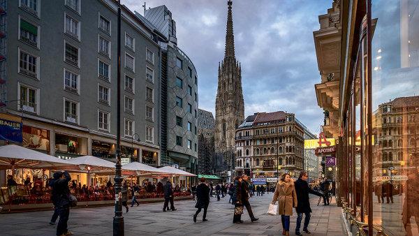 Nejlepším městem k životu zůstává Vídeň - Ilustrační foto