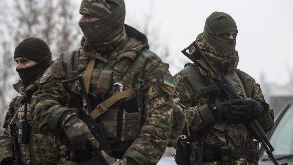 Donbas - Ilustrační foto.