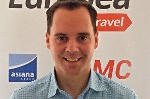 Petr Souček, Event&Travel Manager společnosti Asiana