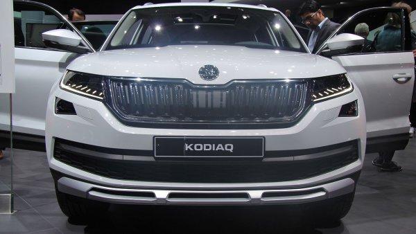 Velké SUV Kodiaq se představilo v nové verzi Scout. Ta se tváří, že by měla zvládnout i těžší terén, jde ale spíše o designové úpravy.