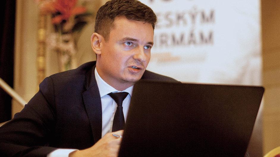 Michal Nedělka, ředitel kanceláře CzechTrade v Dubaji