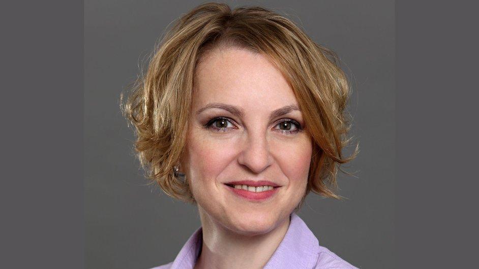 Katarina Wojtusiak, Head of Advisory & Transaction – Office a členka vedení společnosti CBRE v České republice