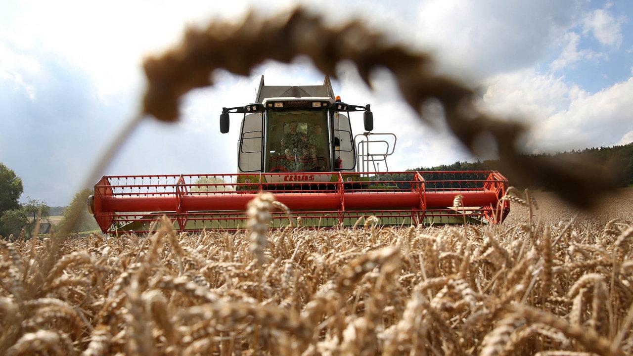 Zemědělci stále častěji využívají moderní technologie.