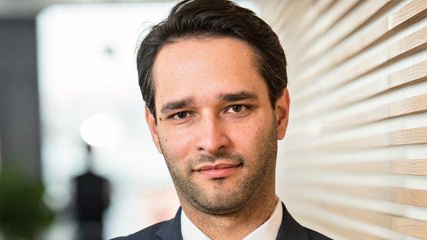Michal Soták, vedoucí investičního oddělení společnosti Cushman & Wakefield