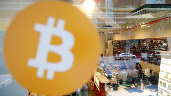 Bitcoin - Ilustrační foto.