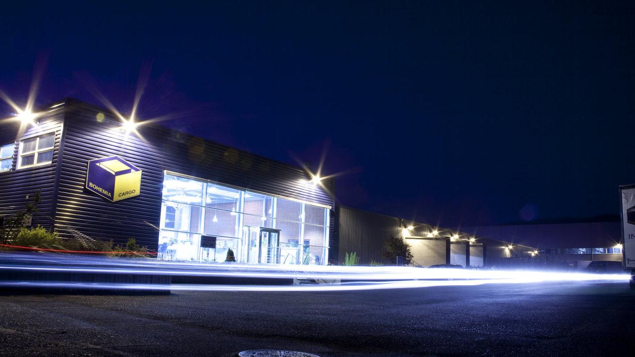 Bohemia Cargo chce o čtvrtinu rozšířit skladovou kapacitu
