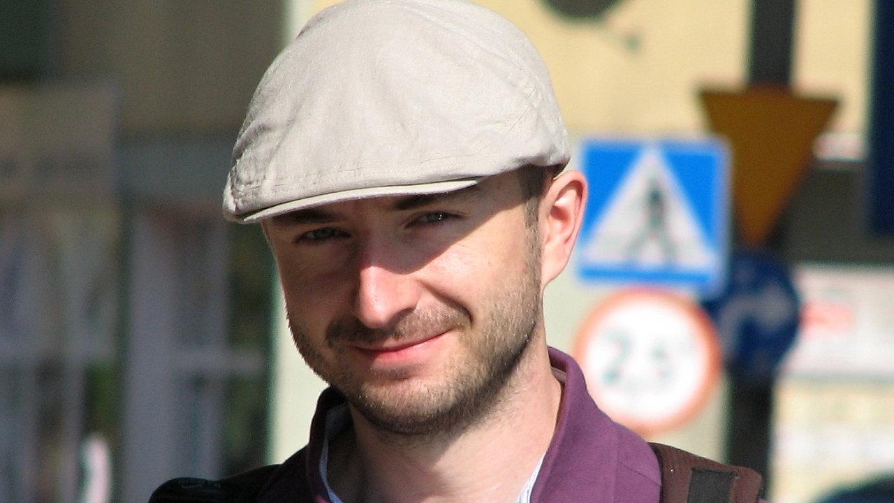 Petr Jaša, Senior Developer ve společnosti Internet BillBoard
