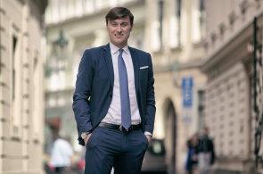 Petr Krpata, měnový stratég londýnské ING.