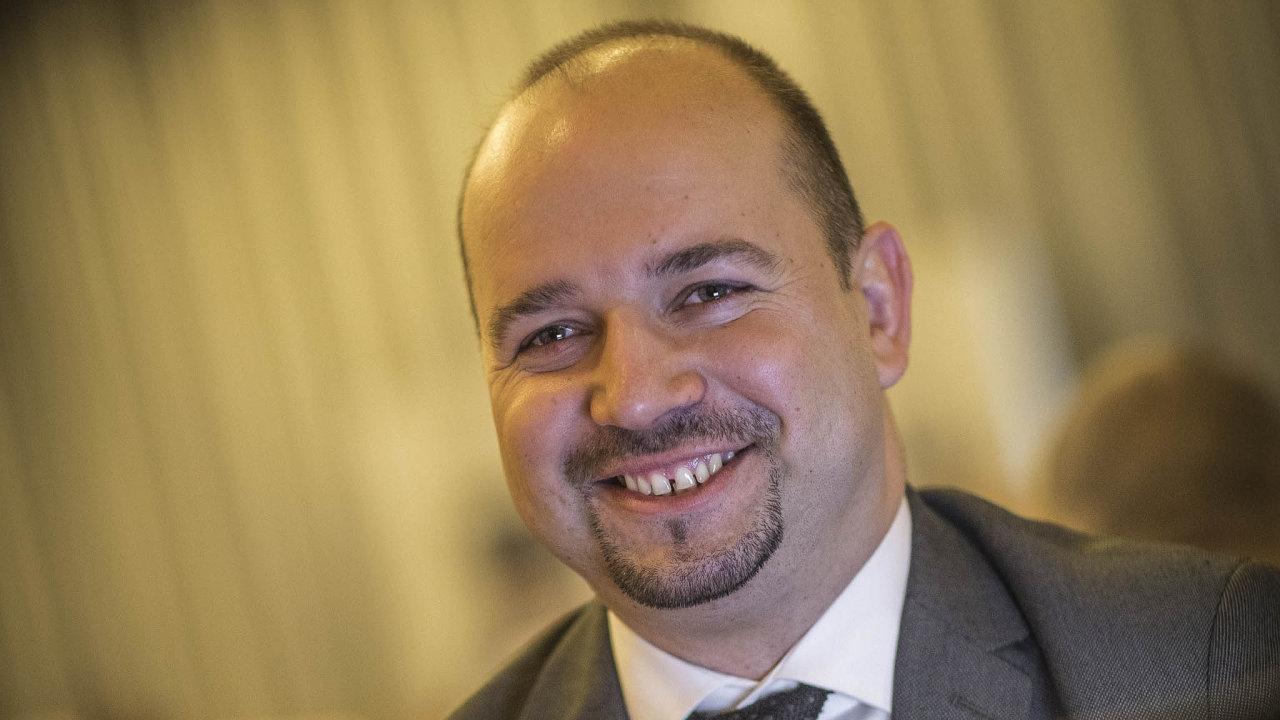 Tibor Bial, ředitel kanceláře CzechTradu v Budapešti