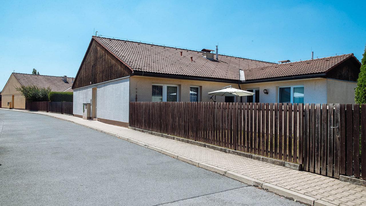 Domy postavené na troskách H-Systemu mají hodnotu, ale ne takovou, aby jejich prodej uspokojil všechny věřitele.