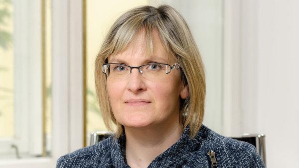 Hana Ondryášová, ředitelka regionálních stanic Český rozhlas Brno a Český rozhlas Zlín