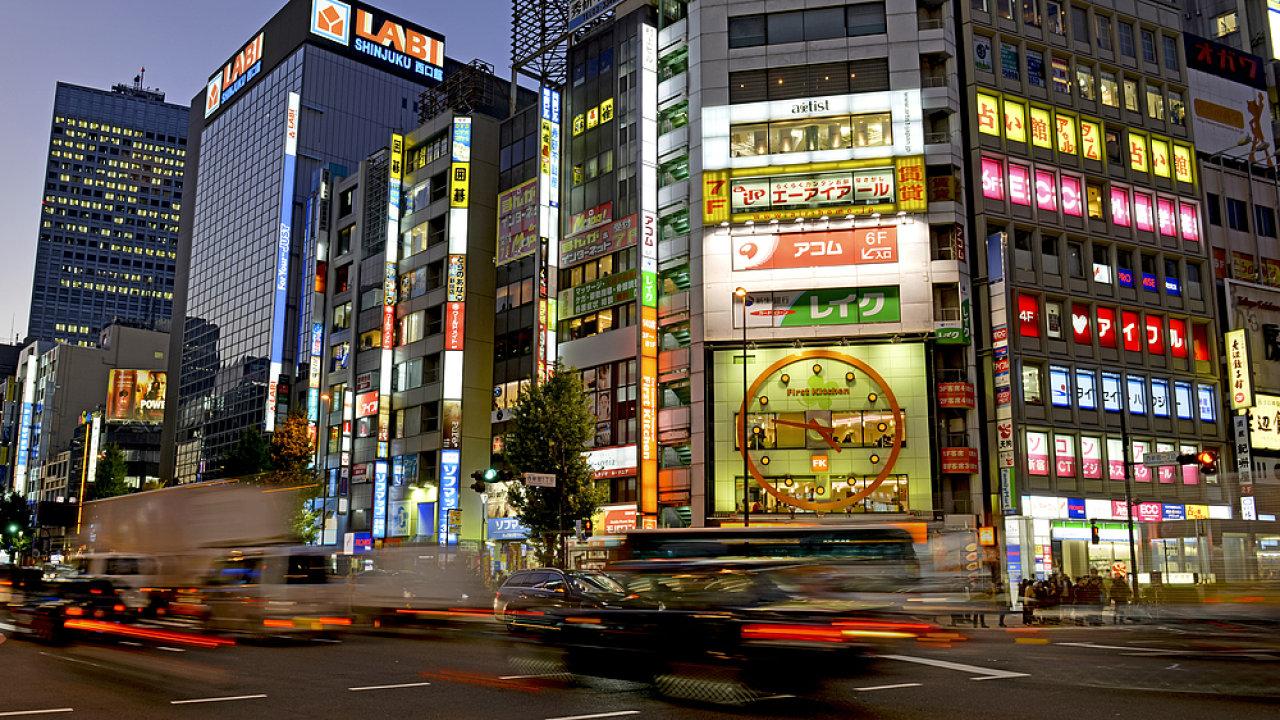 V Tokiu se podíl prázdných domů pohybuje okolo 11 procent - Ilustrační foto.