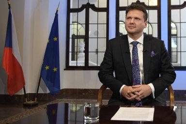Radek Vondráček v novoročním projevu varoval před zneužíváním svobody slova k napadání ostatních. Chce se ze své funkce předsedy Sněmovny zasadit o lepší diskusi mezi poslanci.
