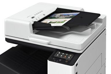 Inkoustová multifunkce řady WG7500 společnosti Canon