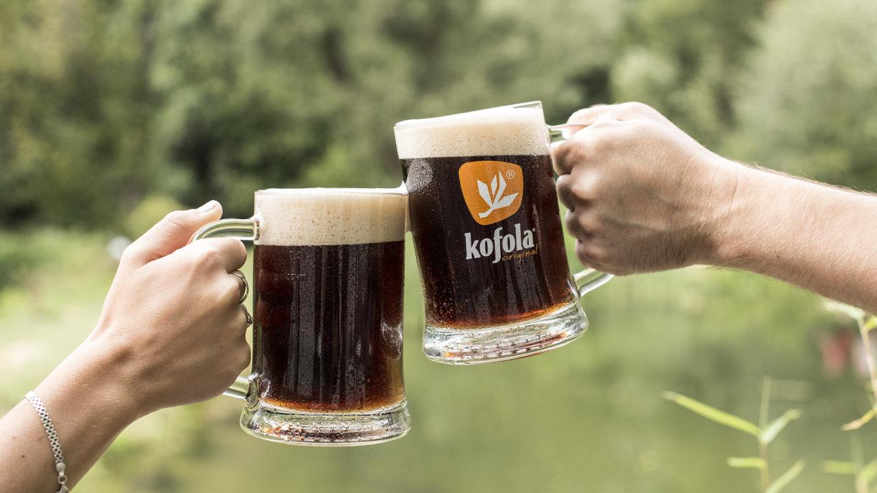 Kofola je jedním z nejvýznamnějších výrobců nealkoholických nápojů ve střední Evropě.