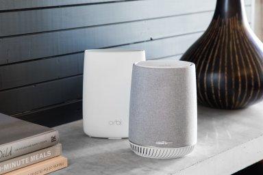 Netegar Orbi Voice spojuje wi-fi a kvalitní zvuk