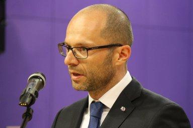 Náměstek ministra obrany pro ekonomiku Pavel Beran.