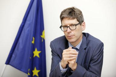 Maarten Verwey v rámci Evropské komise vede Útvar na podporu strukturálních reforem.