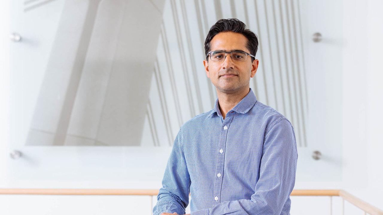 britský výzkumník Hasan Bakhshi