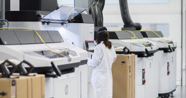Nové vyvojové centrum společnosti HP pro 3D tisk v Barceloně