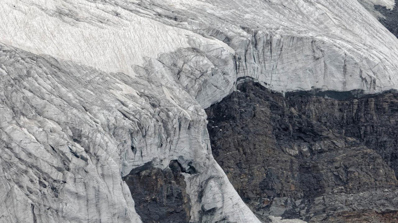 Alpským ledovcům hrozí podle Vysoké školy technické v Curychu do konce století více než devadesátiprocentní úbytek objemu.