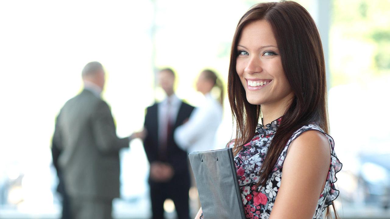 Češi patří mezi nejspokojenější zaměstnance na světě - Ilustrační foto.