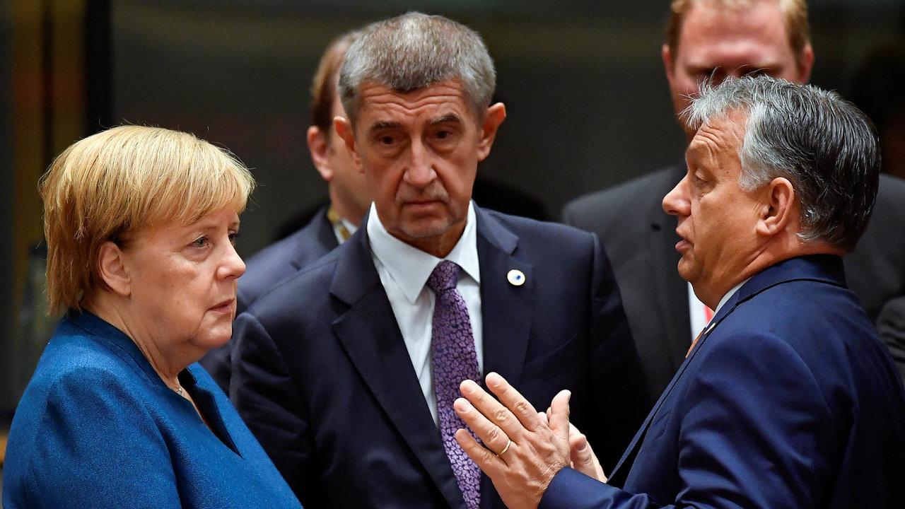Nakonečné podobě rozpočtu se musí členské země EU shodnout jednomyslně.