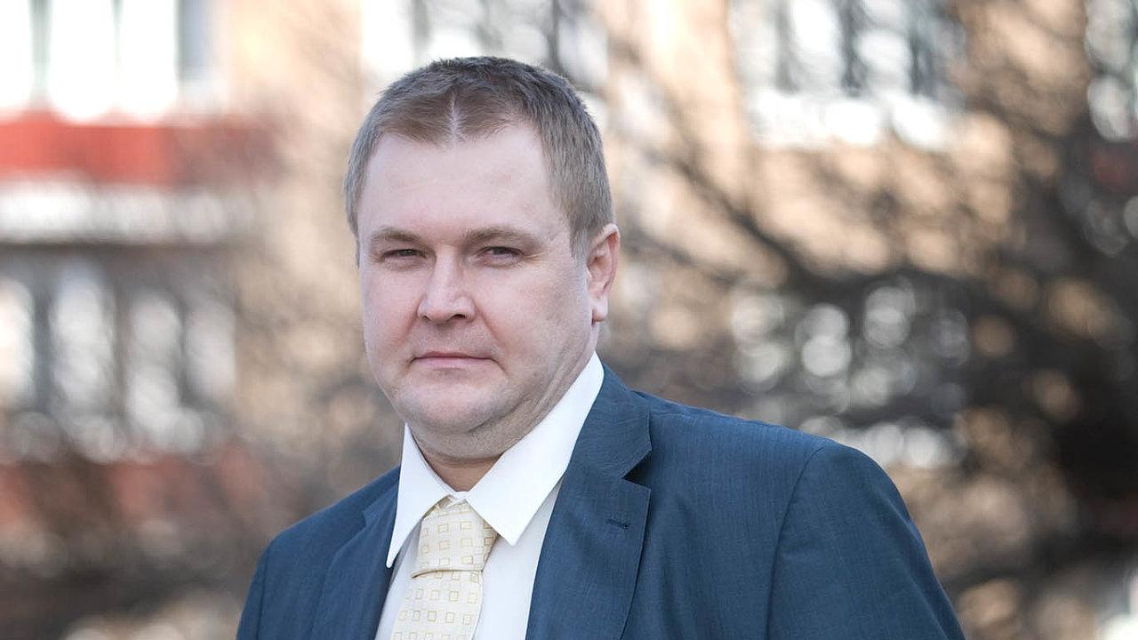 Jiří Nesrovnal: Posunutí splatnosti odvodů státu vytvoří čas ktomu, aby se dalo dostatečně promyslet, prodiskutovat nějaké definitivní opatření.