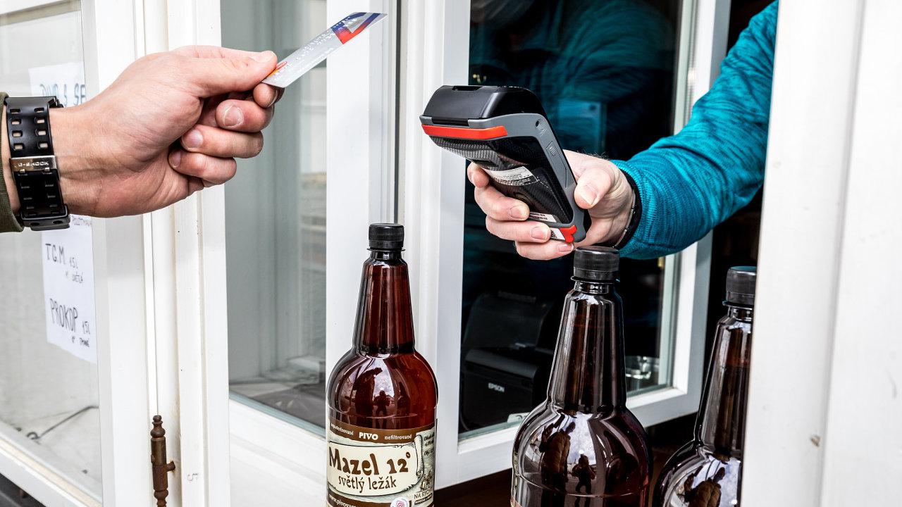 koronavirus podnikatel živnostník pivovar