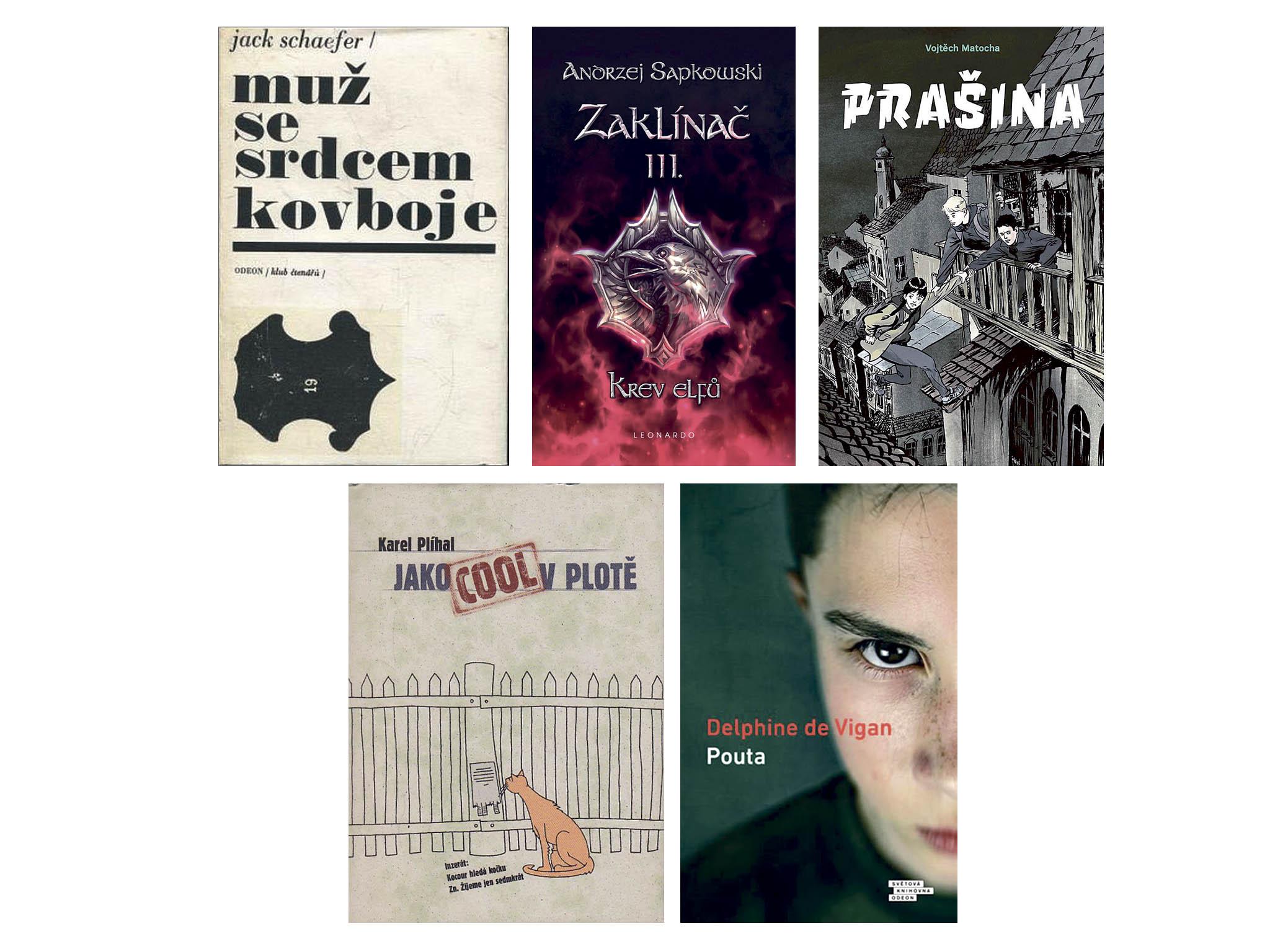 Co čte Tomáš Knobloch