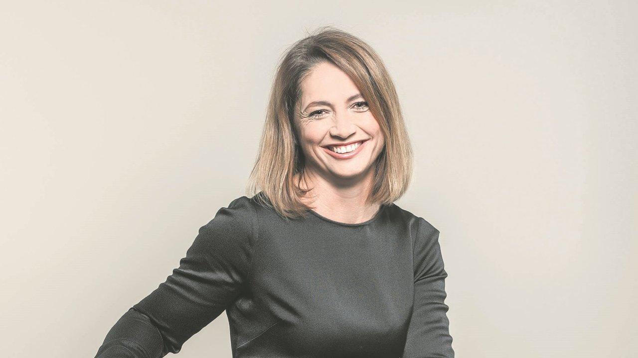 Kateřina Jirásková se za20 let vPPF vypracovala až napost finanční ředitelky skupiny. Začínala jako obchodnice scennými papíry vefirmě Conseq.