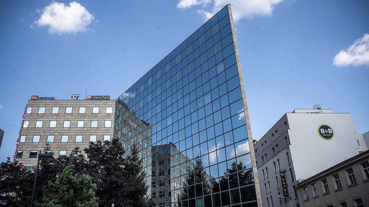 Generali je novým majitelem pražské kancelářské budovy IBC.