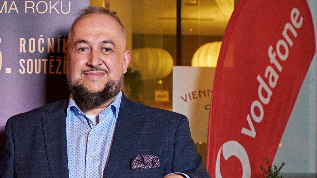 Radek Tančouz,CEO RTsoft