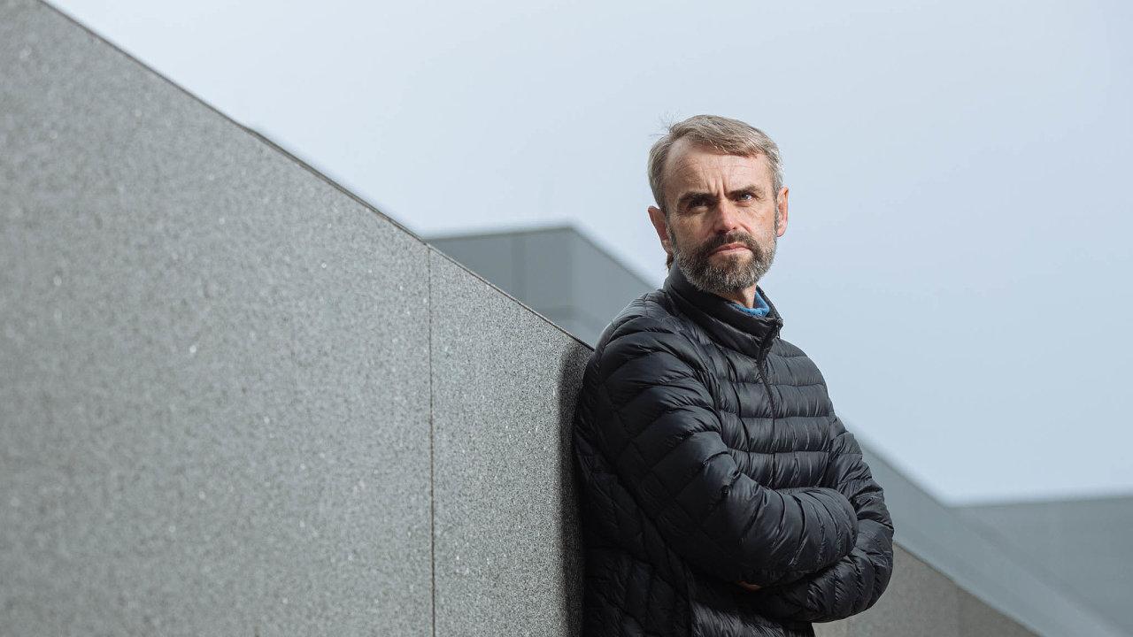 Bývalý šéf protimafiánského policejního útvaru Robert Šlachta.
