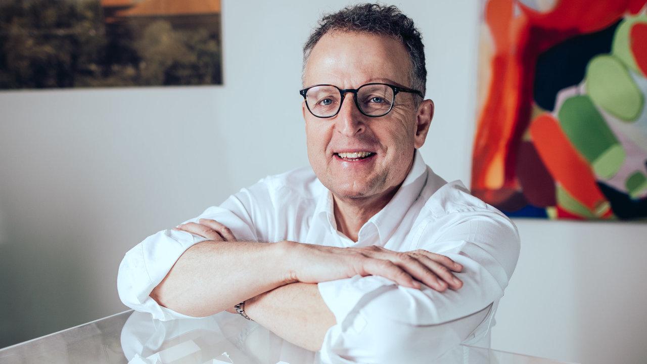 Architekt Martin Krupauer.