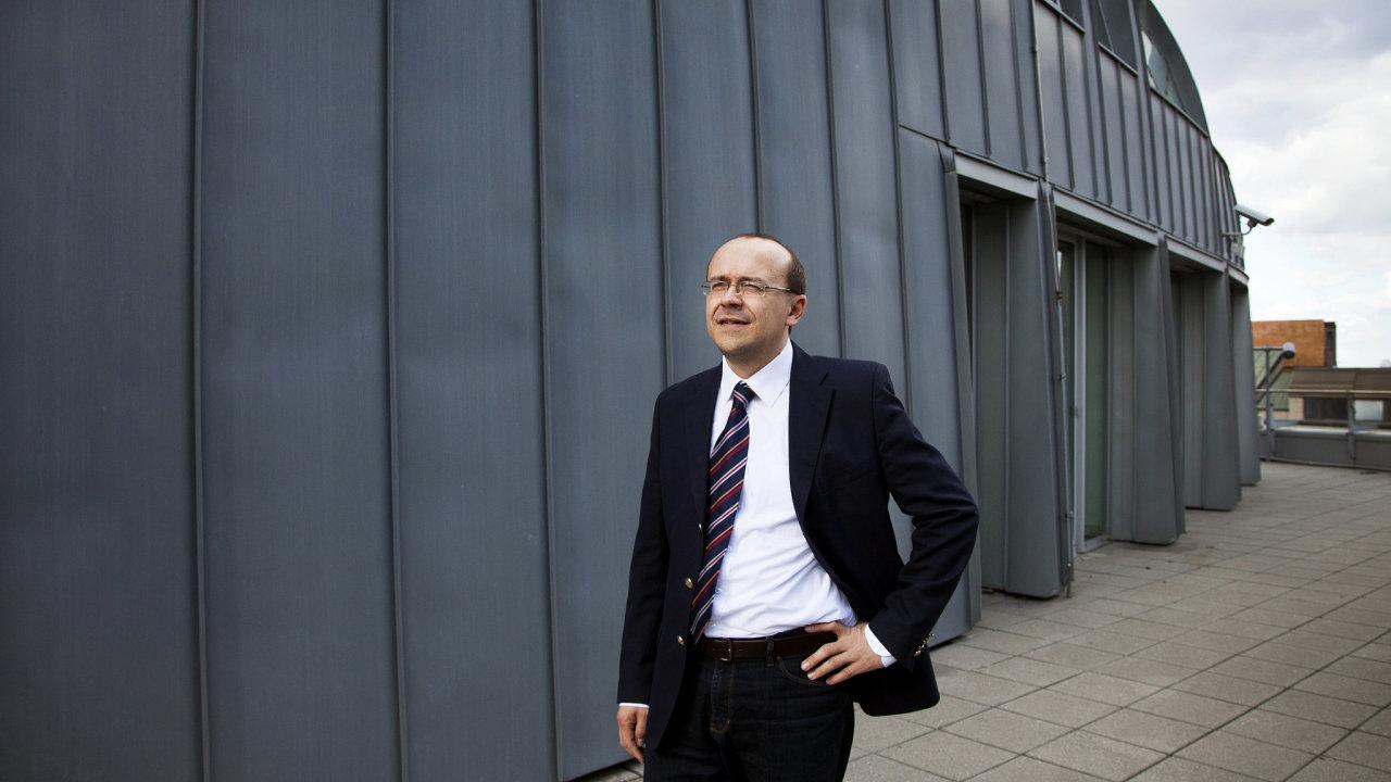 Radomír Jáč, hlavní ekonom Generali Investments CEE